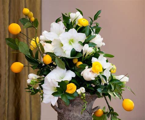 wedding flower centerpieces  flowers  fruit