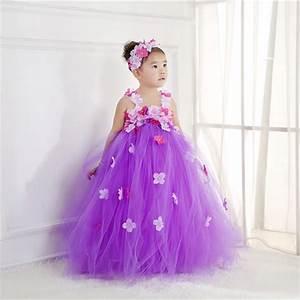 2016 Fashion New Born Baby Girl First Birthday Wedding ...