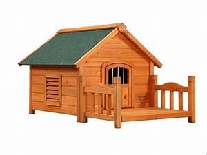 Derang: Timber dog house plans