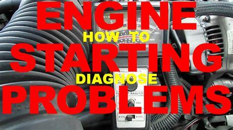 Diagnose Car Starting Problems