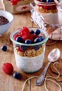 Gesundes Frühstück Rezept : overnight chia glas rezept gesundes fr hst ck rezepte ~ Watch28wear.com Haus und Dekorationen