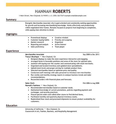 Qualifications For Warehouse Worker Resume sle resume inventory management