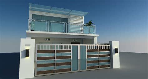 1-home Design & Construction : Homes Modern Balcony Designs Ideas. (1) Simple Balcony