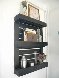 étagère En Palette : 25 best ideas about etagere palette on pinterest ~ Dallasstarsshop.com Idées de Décoration