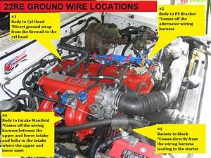 1988 Toyota Camry Alternator Diagram Wiring