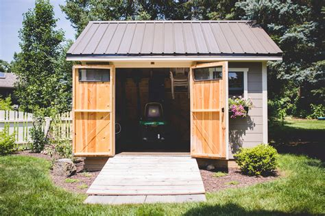 The Garden Shed With Porch · Hostetler's Furniture
