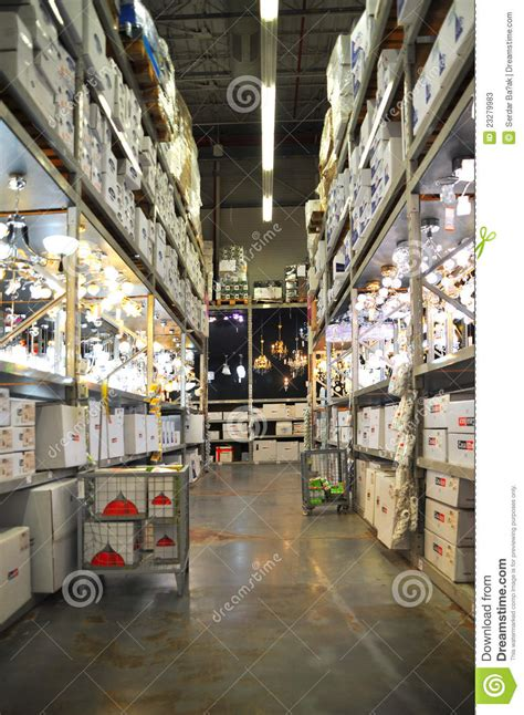Home Improvement Store Editorial Stock Photo  Image 23279983