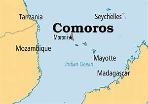 Five Things to Do in Comoros - The Catch Me If You Can