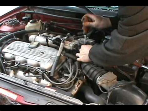 Troubleshooting Replacing Bad Starter Ford