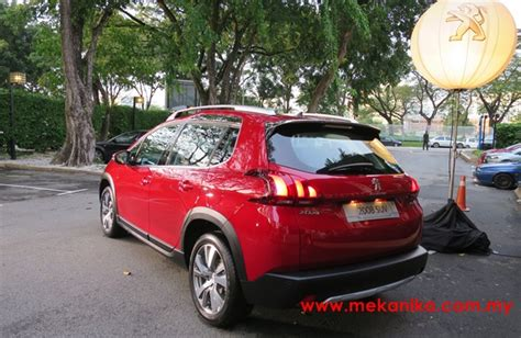 Modifikasi Peugeot 208 by Nasim Prebiu Peugeot 208 2008 Dipasarkan Awal Tahun