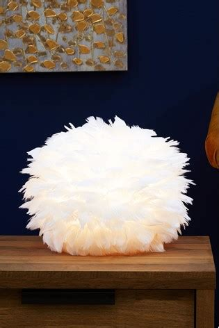 buy lipsy feather table lamp    uk  shop