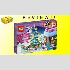 Lego Friends 2012 Advent Calendar 3316 Review  Youtube