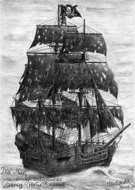 The Black Pearl by ~JanBoruta on deviantART   Pirate ship
