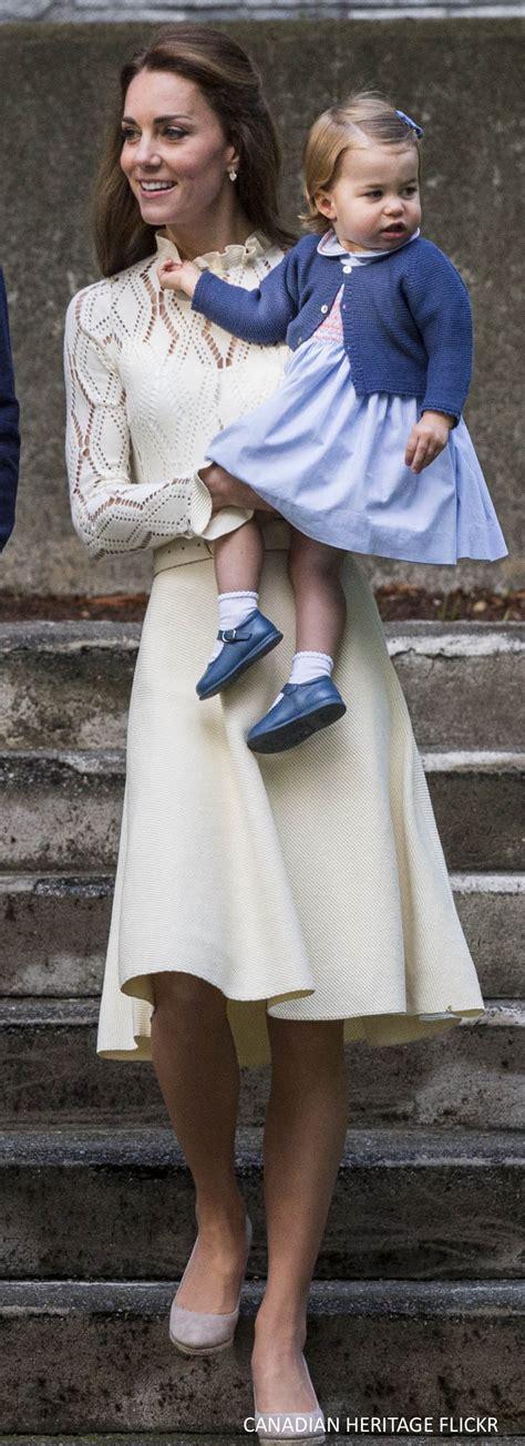 white nursery see by chloé pointelle knit dress kate middleton style
