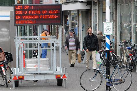 technologie  strijd tegen fietsdiefstal consumentenbond