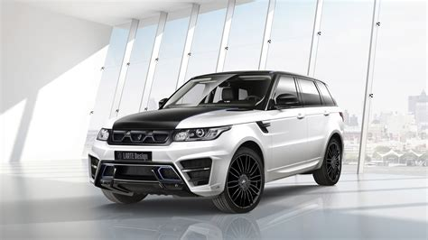larte design range rover sport wallpaper hd car