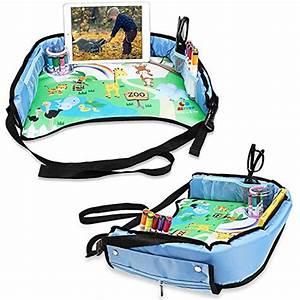 Tablette Siege Auto : 85 off tablette de voyage pour enfant plateau de voyage pour voiture multifonction si ge d auto ~ Dode.kayakingforconservation.com Idées de Décoration