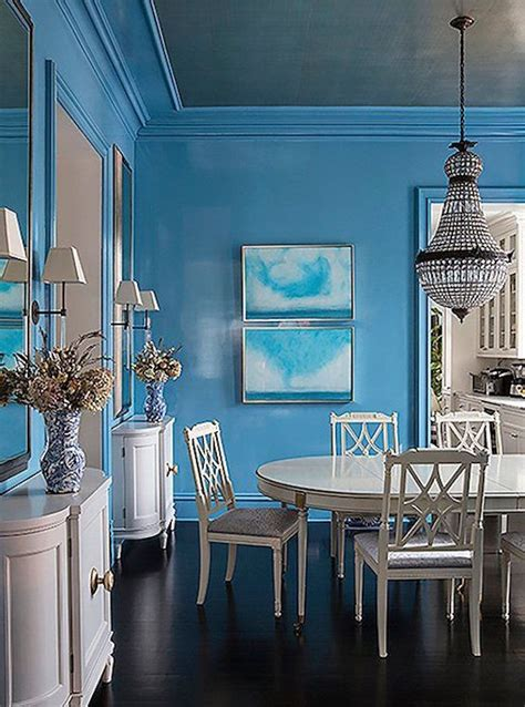 23 blue dining room designs ideas for lovely home