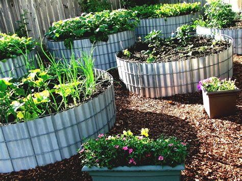 Lumber Raised Garden Beds How Does Your Grow Pinterest