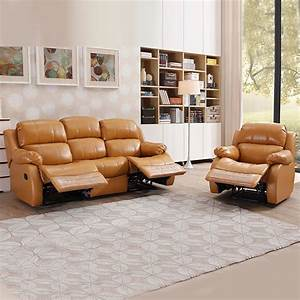 2 piece dark beige manual recliner sectional sofa set for 8 piece leather sectional sofa