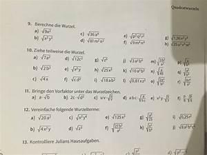 Hochzahlen Berechnen : teilweise wurzel ziehen mathelounge ~ Themetempest.com Abrechnung