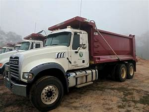 2017 Mack GU713 Dump Truck For Sale | Montgomery, AL ...