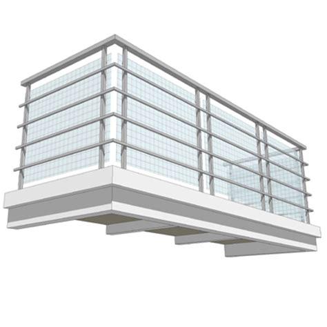 balcony set   model formfonts  models textures