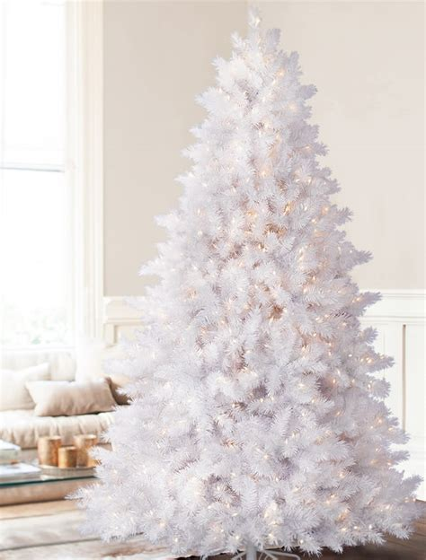 top white christmas tree decorations christmas celebration
