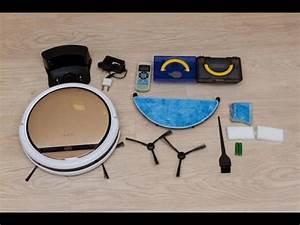 Aspirateur Qui Aspire Et Lave : test du chuwi ilife v5 pro l 39 aspirateur robot qui lave ~ Melissatoandfro.com Idées de Décoration