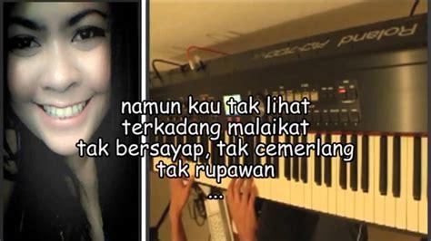 Karaoke Malaikat Juga Tahu (dewi Dee Lestari ) Wiwid Juzz