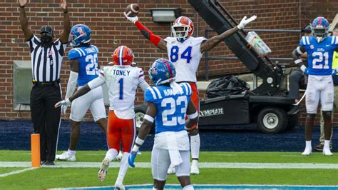 Winners, losers from Florida's explosive victory over Ole ...