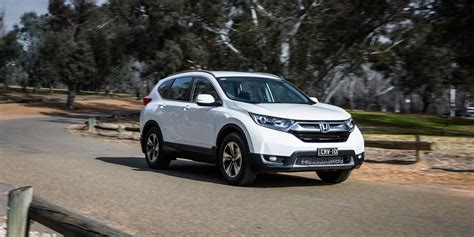 Review Honda Crv by 2018 Honda Cr V Range Review Photos