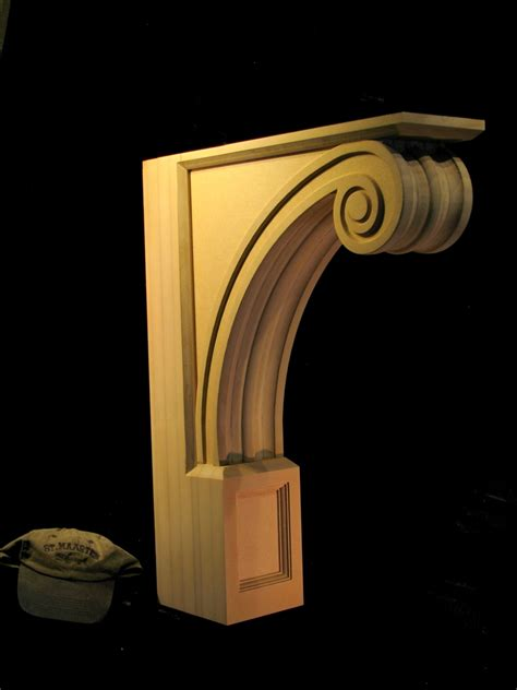 Mantle Corbels by Large Corbel Omega Mantel Corbels Brackets And Plinths