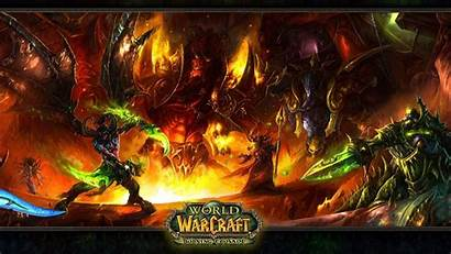 Warcraft Backgrounds Wallpapers Background Cave
