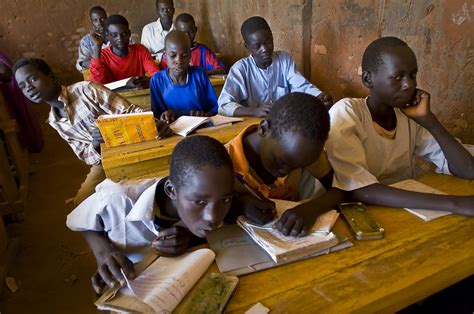 UNICEF Closes Chad's Gender Gap in Education
