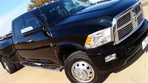 For Sale 2012 Limited Dodge Ram 4x4 3500 Truck