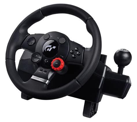 Volante Logitech Driving Gt by Test Pc Logitech Driving Gt