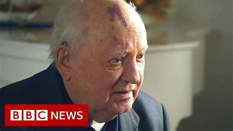 soviet leader mikhail gorbachev full interview