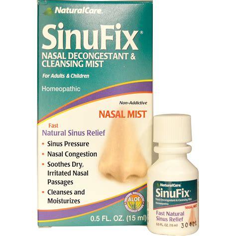 Image Gallery Nasal Decongestant