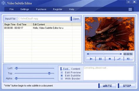 If you are watching a movie or tv how to download subtitles for dvd movies and tv shows? Free Download Top 11 Subtitle Editor Tools for Windows/Mac
