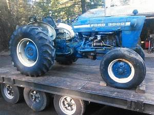 Bought This Ford 3000