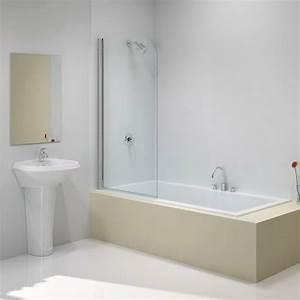 Pare Baignoire D Angle : pare baignoire angle arrondi o2 80 cm ~ Melissatoandfro.com Idées de Décoration