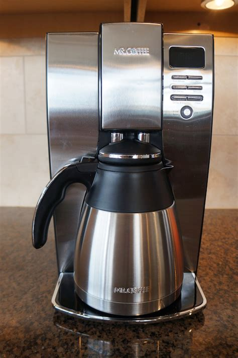 Coffee optimal brew coffee maker with thermal carafe. The Best Coffee Maker   Product Report Card