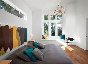 Bett Aus Baumstämmen : erneuern sie ihr schlafzimmer mit unseren kreativen ideen f r neues bettkopfteil ~ Frokenaadalensverden.com Haus und Dekorationen