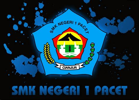 Download Logo & Wallpapers SMKN 1 Pacet ~ Teknik Komputer