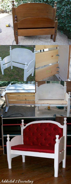 bench    headboard  footboard head boards