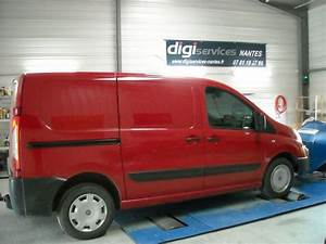 Fiat Nantes : reprogrammation moteur fiat scudo 2 0 jtd 120cv digiservices nantes ~ Gottalentnigeria.com Avis de Voitures
