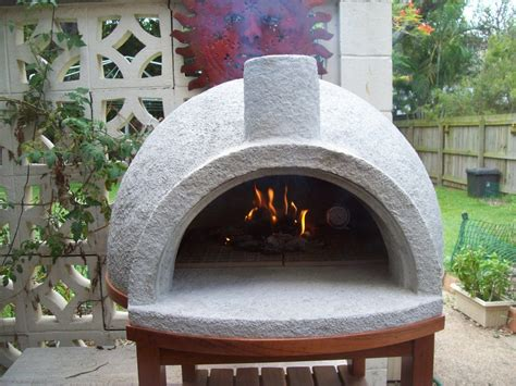 Backyard Pizza Oven Diy by Diy How To Build A Backyard Wood Pizza Oven
