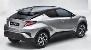 Burlappcar: 2017 Toyota C-HR