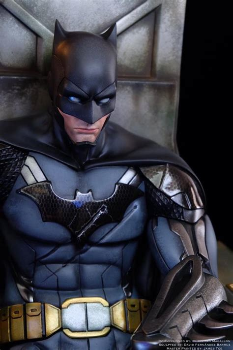 batman contingency plan  figure barruz studio